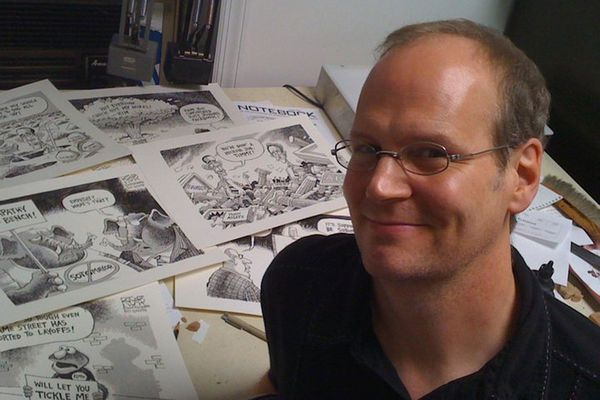 Pittsburgh Post-Gazette cartoonist says he's been fired after Trump cartoons were killed