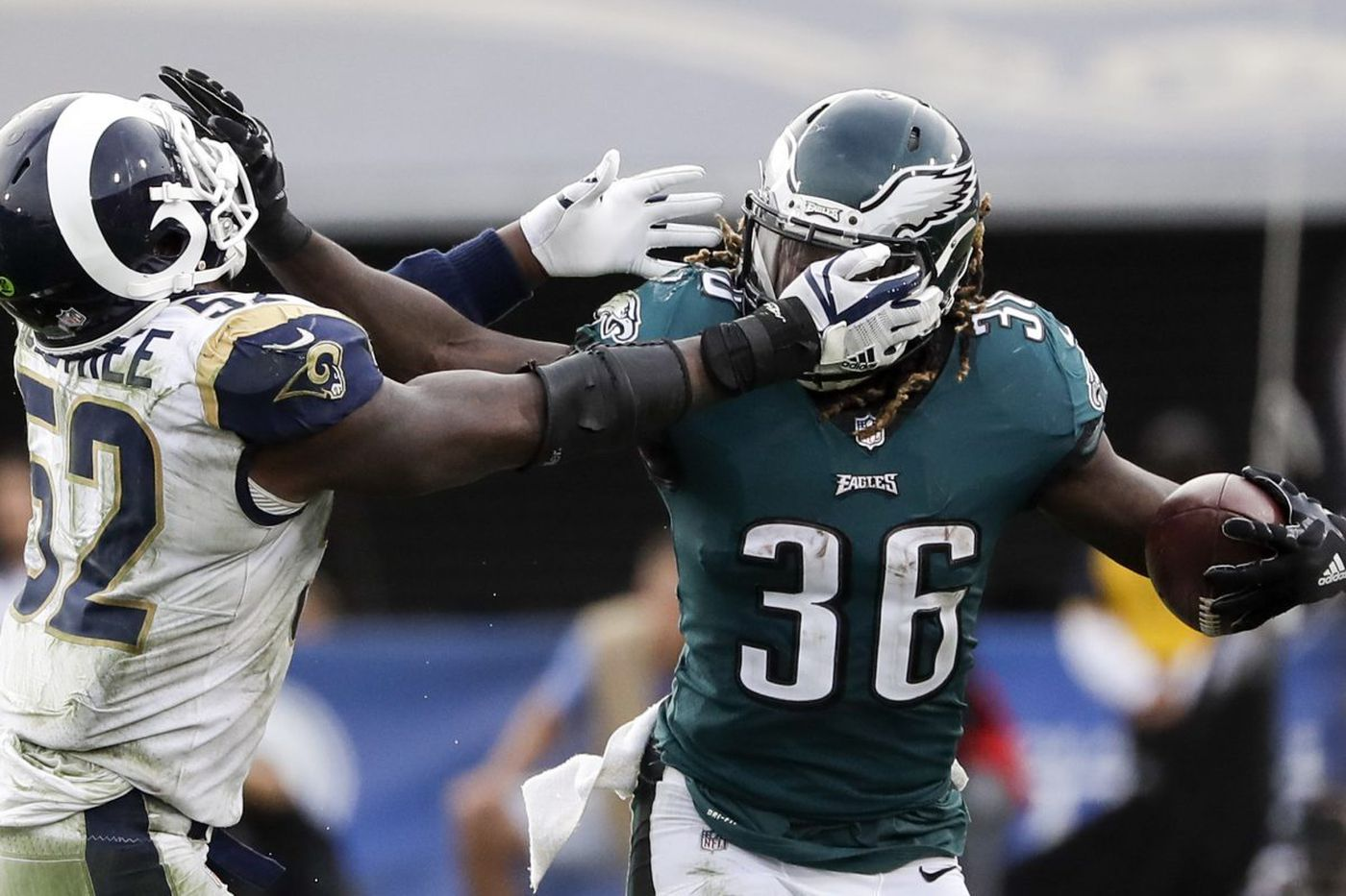 Eagles-Rams report card | Paul Domowitch