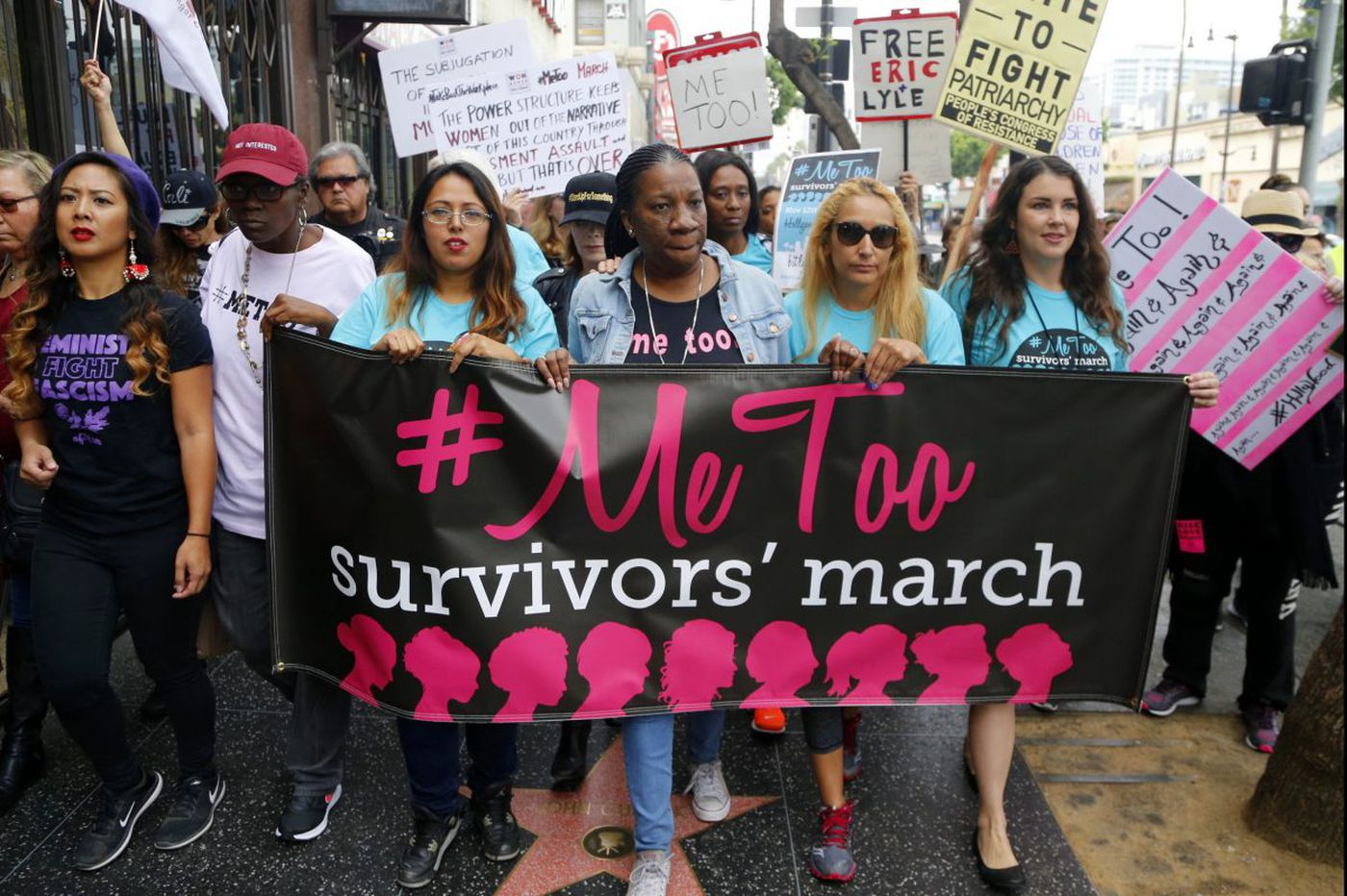 Time names Tarana Burke's Philly inspired #MeToo movement as 'Person of the Year'