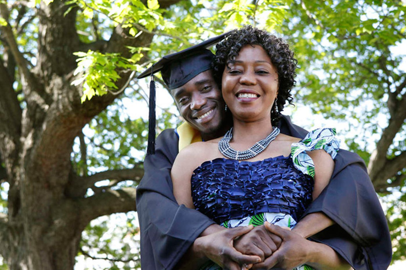 Liberian immigrant, about to graduate from Cheyney, wants to go back