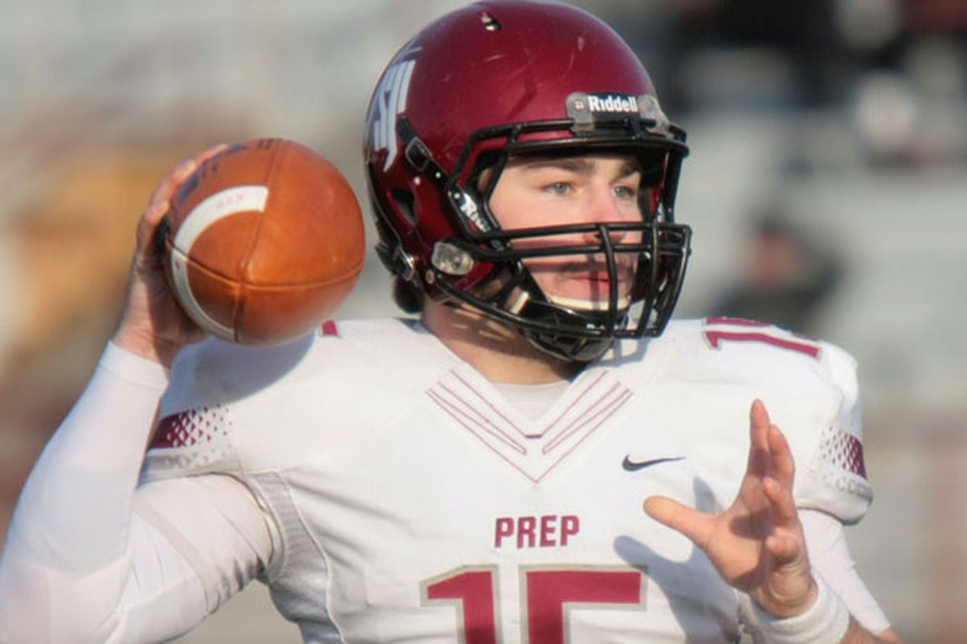 Prep's Martin is Player of the Year