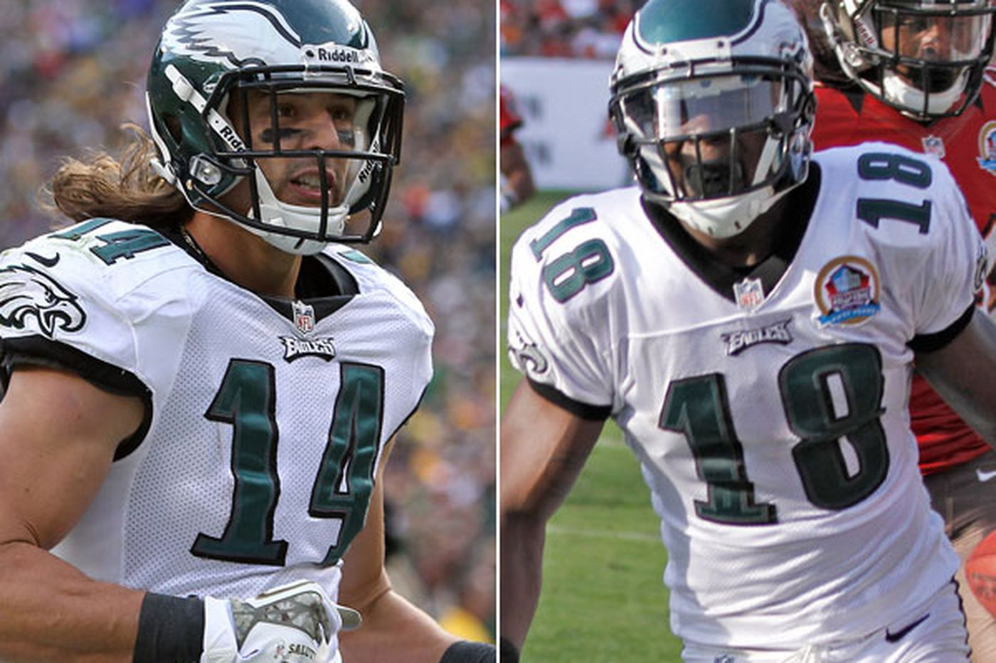 Birds have decisions to make on Cooper, Maclin