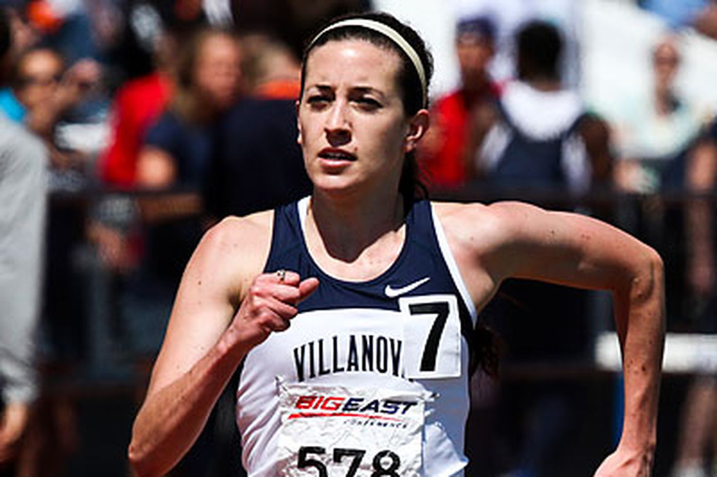 Getting a Reid on Villanova track star Sheila