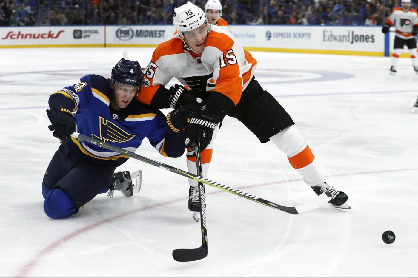 Flyers-Blues recap: First Embiid, then Wentz, now we fret keeping Provorov healthy