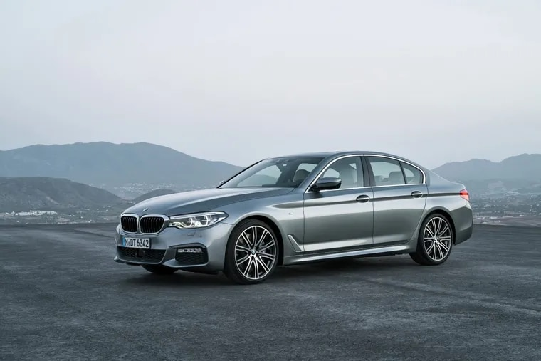 The BMW 540iM is all new for 2017. The classic BMW sedan look remains; pricing, however, continues to creep into the stratosphere.