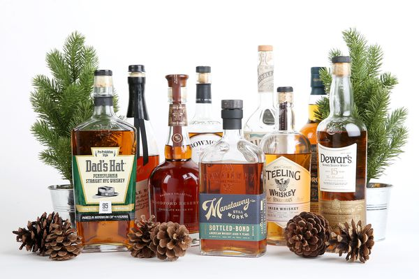 The best whiskeys to buy this holiday season