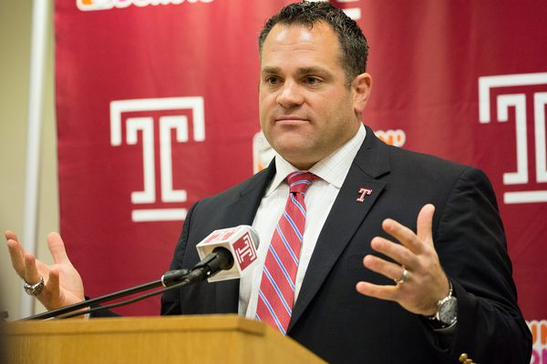 Source: Temple football nearing decision on next coach, narrowing search down to core group