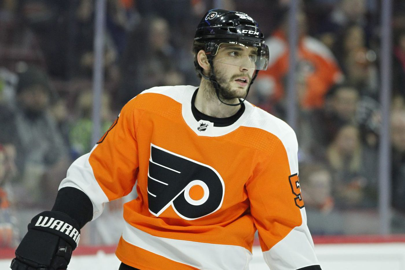 Flyers' Shayne Gostisbehere is expanding his game