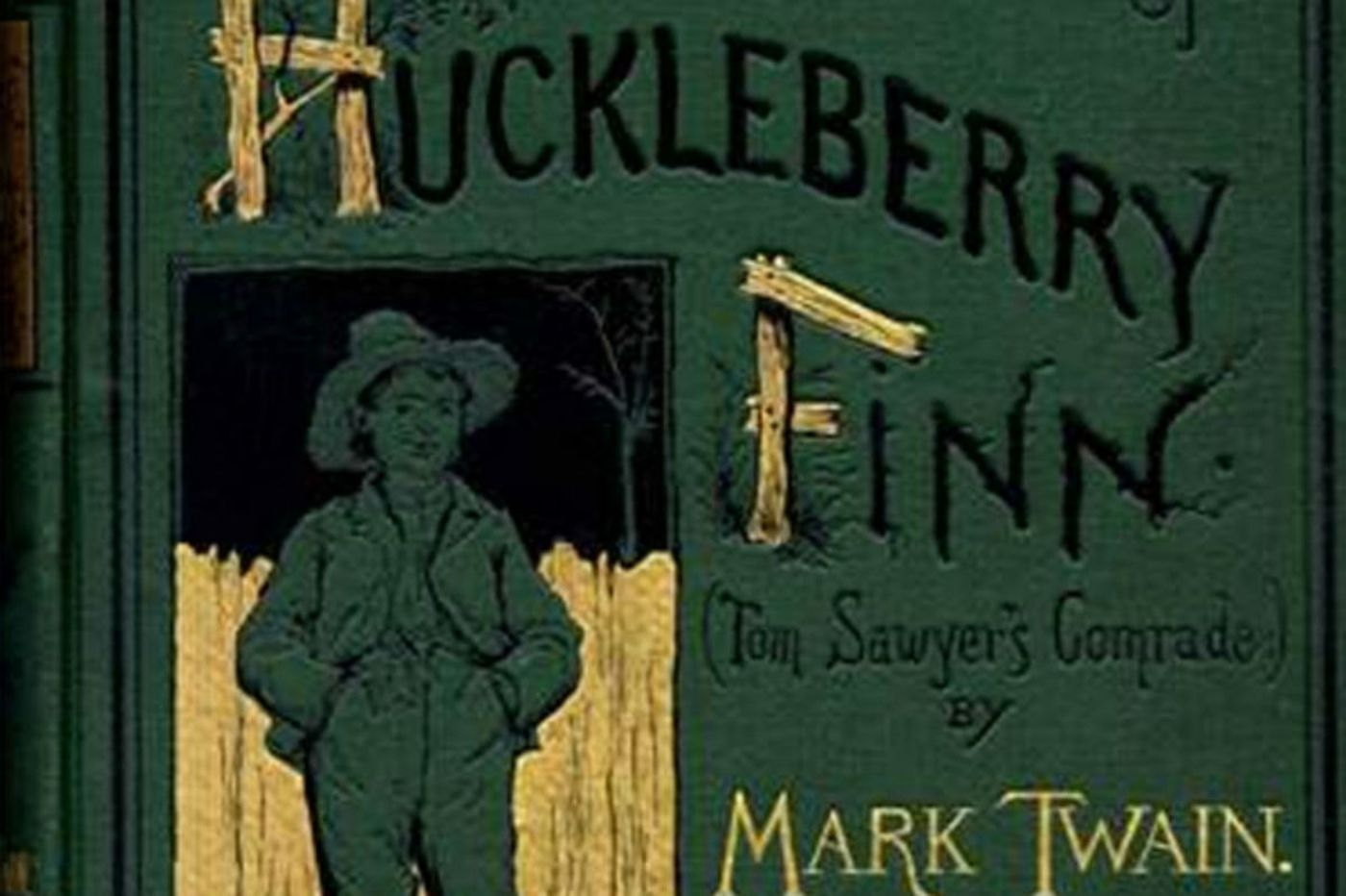 Shelving 'Huckleberry Finn' won't end racism