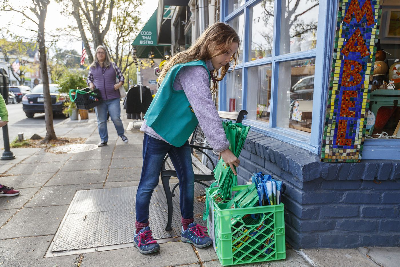 How a Main Line town became the first in Pa. to ban plastic straws