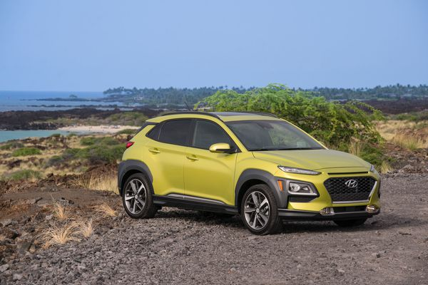 Kermit the Kona? Small Hyundai crossover hops into the world