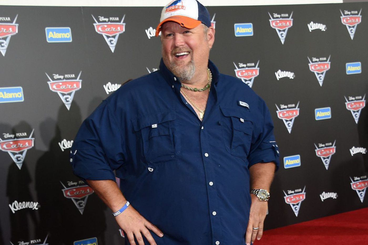 Larry the Cable Guy, the driving force behind the 'Cars' franchise