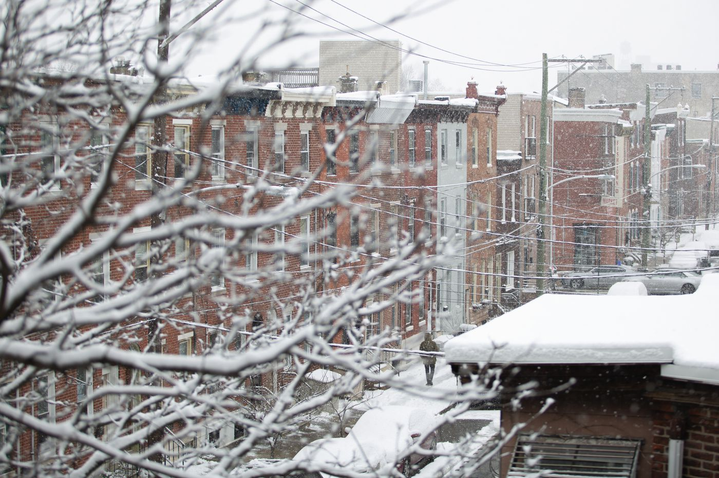 Snow: Weren't we expecting lots of it this winter? So here's what happened (and didn't)