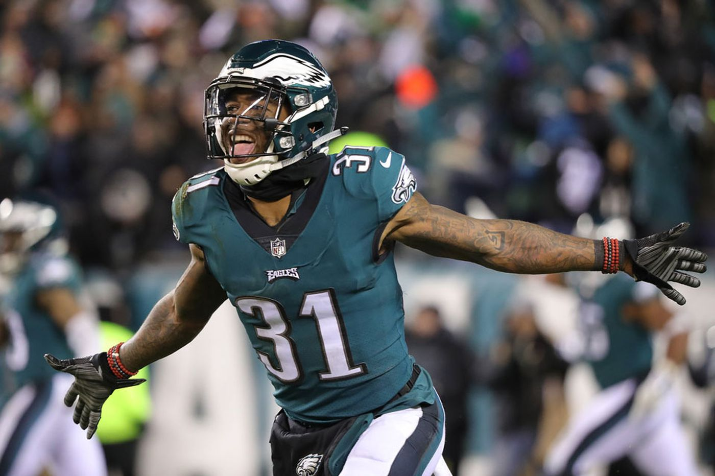 Eagles put cornerback Jalen Mills on injured reserve