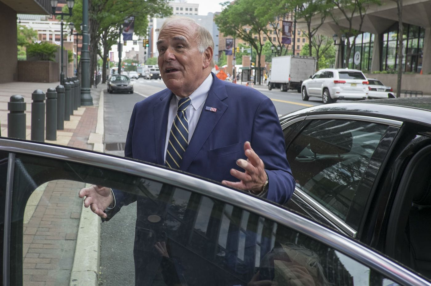 Rendell, after testifying at Fattah trial: Federal prosecutors don't get it