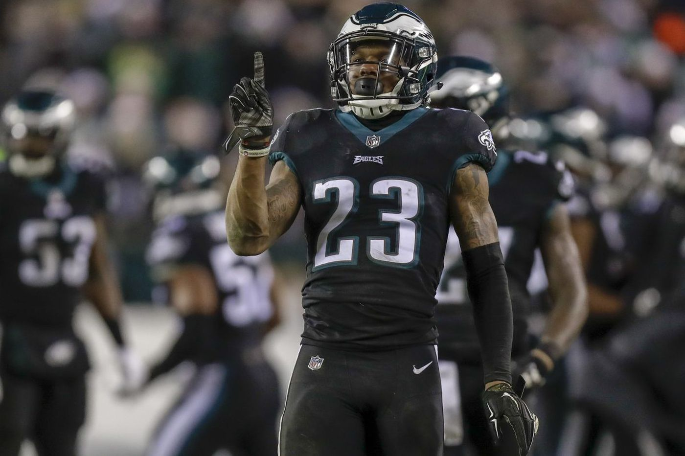 Eagles veterans who have never been to playoffs appreciate ending a long wait