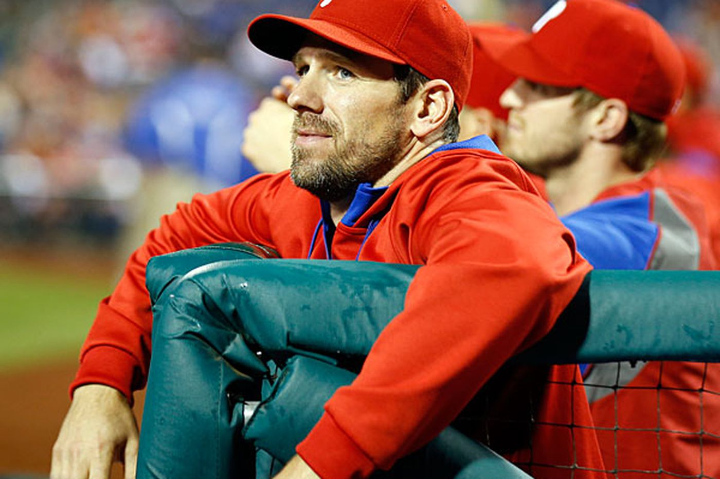 Phillies Notes: Cliff Lee says progress is encouraging
