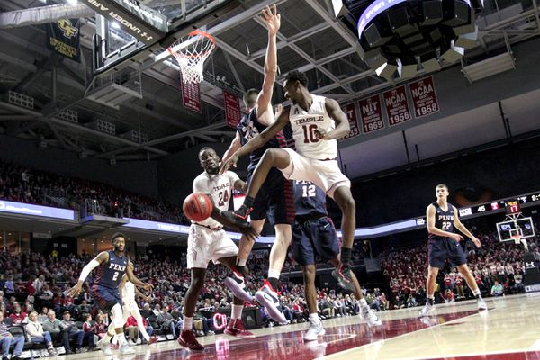 City 6 observations: Penn's defense, Drexel's uptick, and the (surprisingly) smallest press room | Mike Jensen