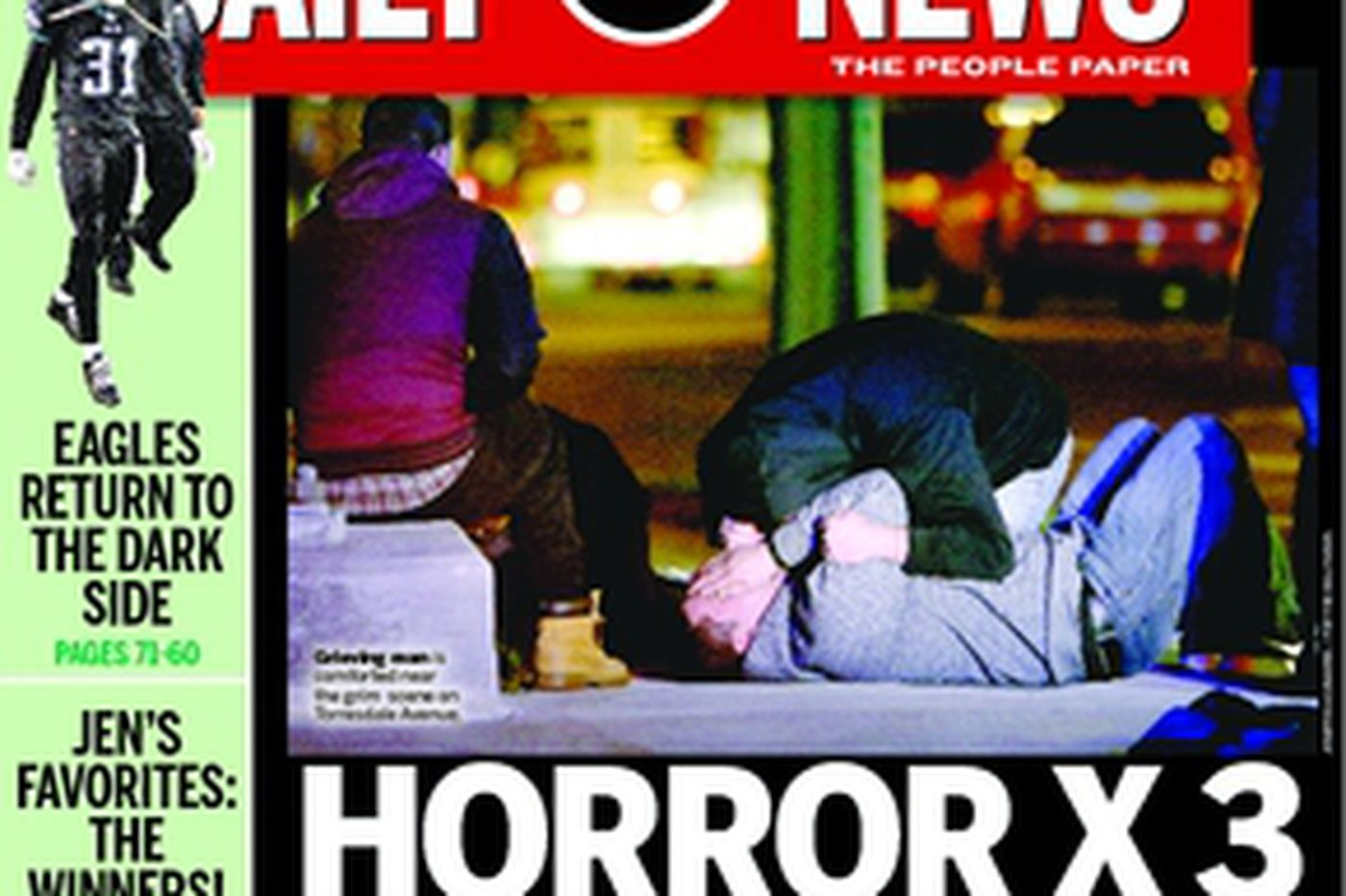 Dailynews Monthly Covers 12/21/15