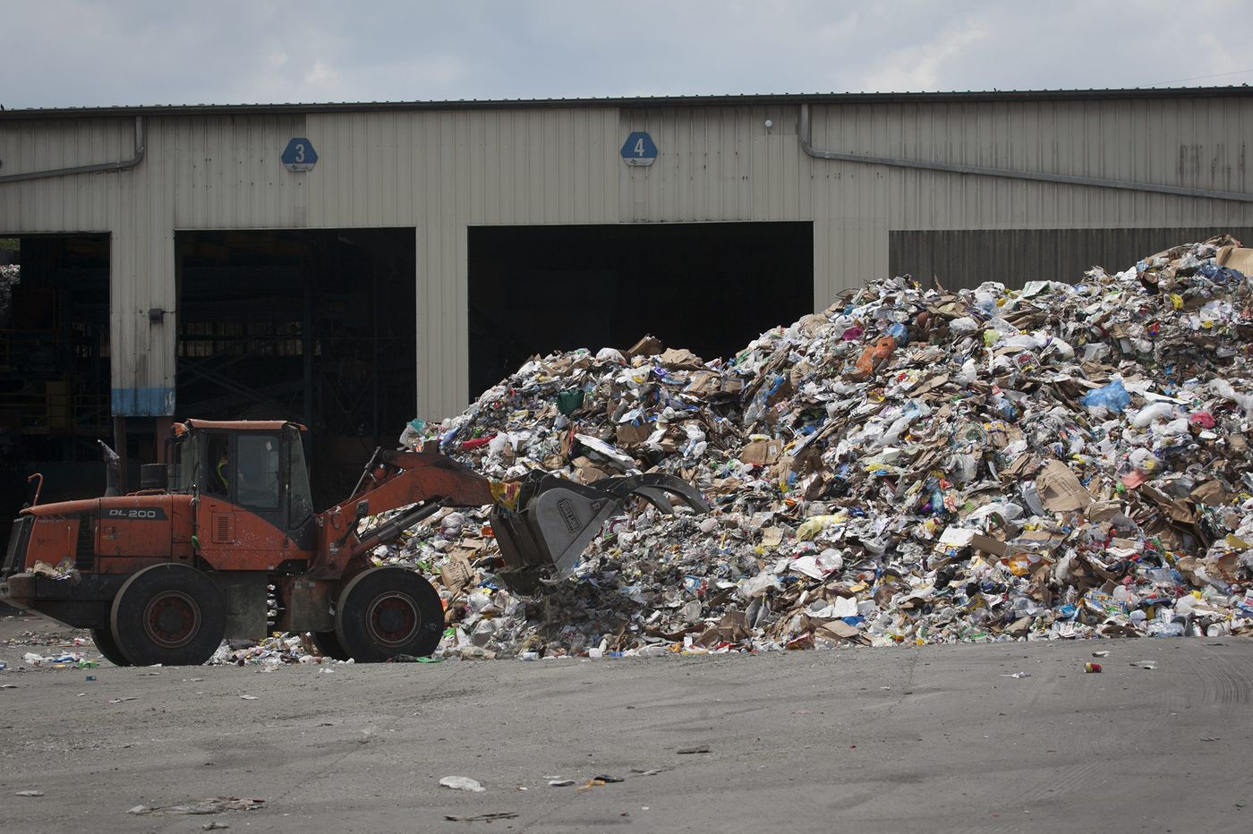 Why recycling is now a money loser, not a moneymaker for Philly