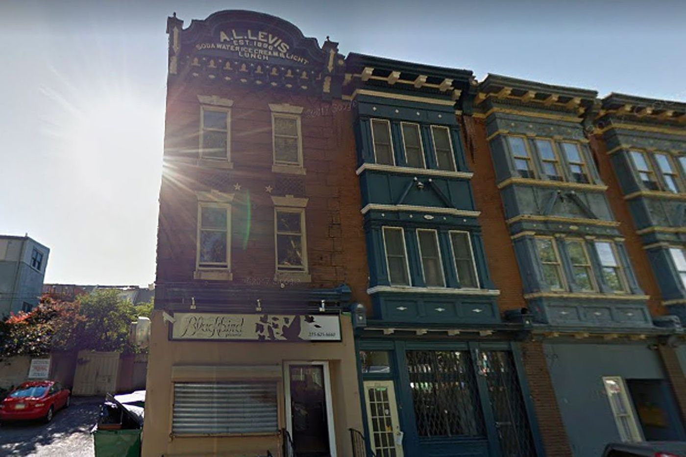 Blackbird Pizzeria is forced to close temporarily as landmark building needs repairs