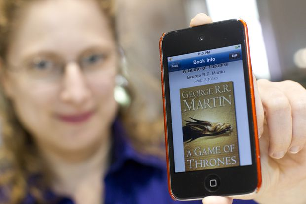 Ebooks seem like 'Netflix for libraries,' but they're a drain on budgets