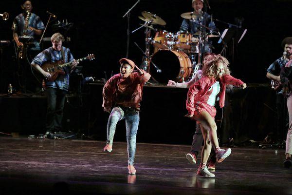 Rennie Harris' 'Funkedified': Astonishing dance, if you can see it