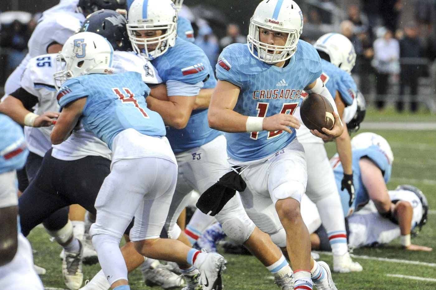 Thanksgiving Day football lineup features 26 Pa. teams, including classic Central-Northeast matchup
