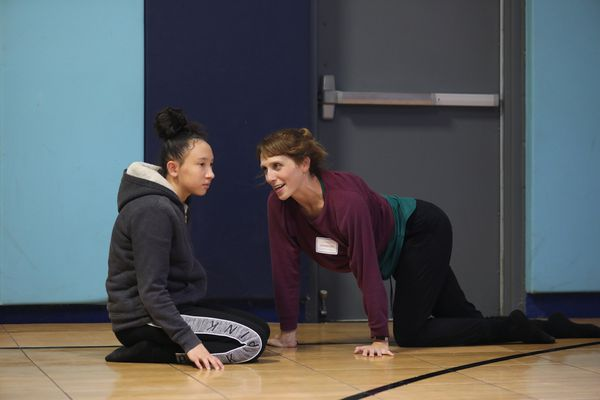 For Bucks County girls, dance helps heal wounds from trauma