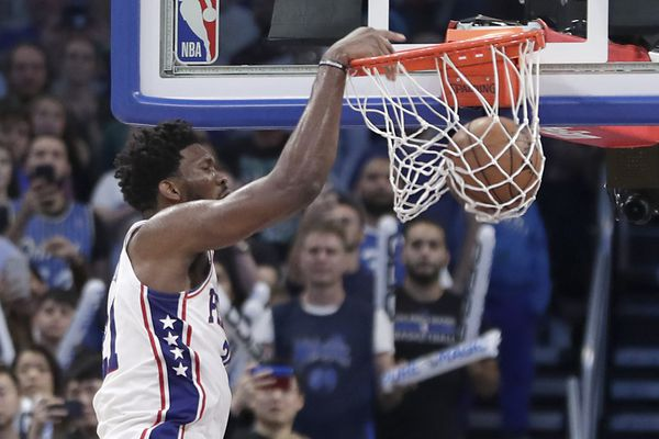 Sixers-Magic observations, best and worst awards: Jimmy Butler, Joel Embiid, another blown double-digit lead