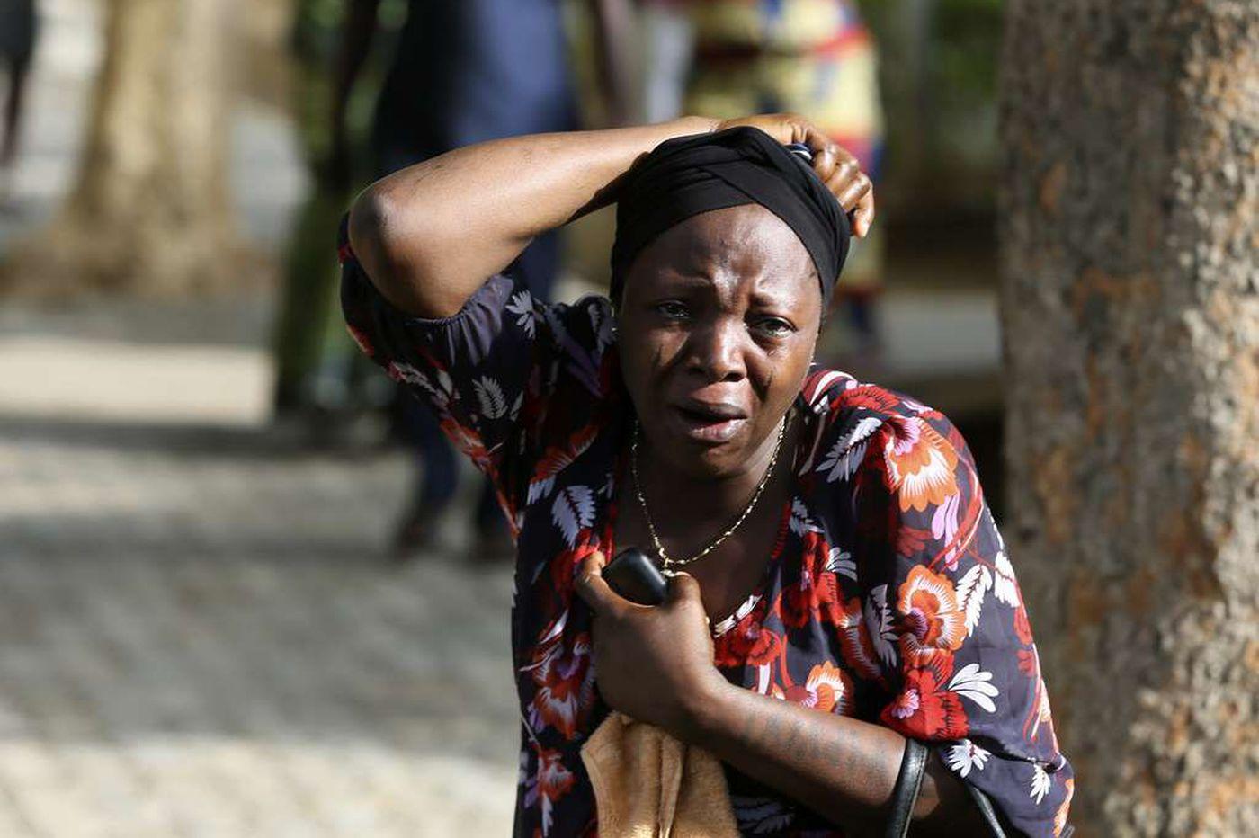 Boko Haram behind deadly blast, Nigerian president says