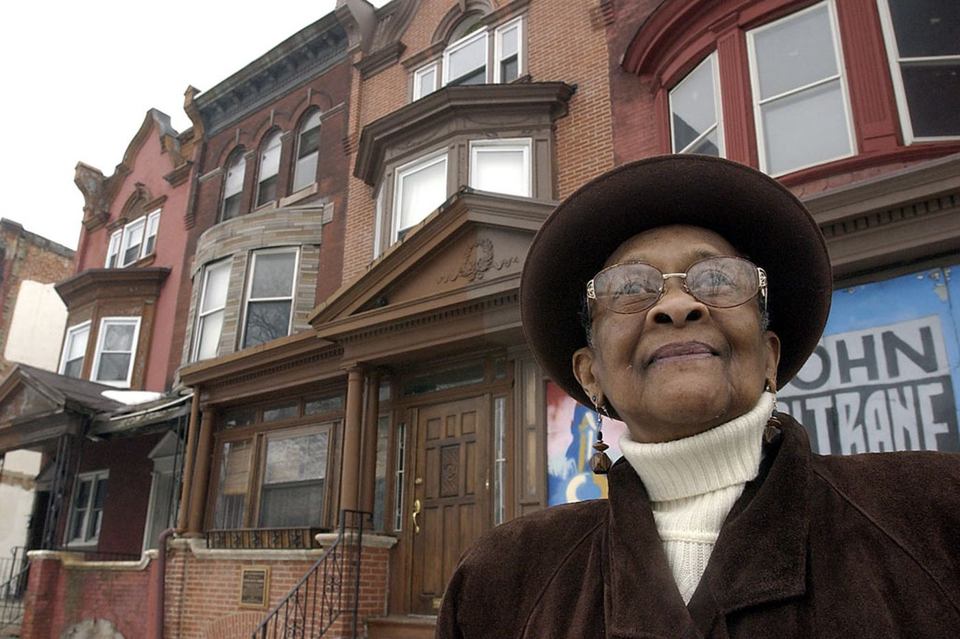 'Cousin Mary' Lyerly Alexander, 92, John Coltrane's inspiration and 'the mother of jazz in Philadelphia'