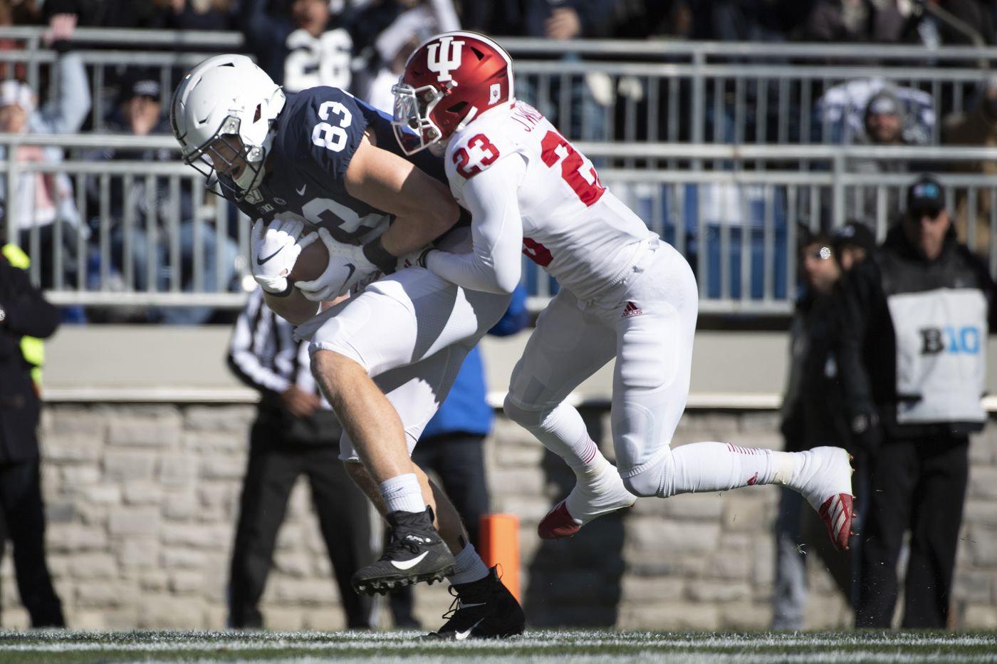 Three takeaways from Penn State's 34-27 win over Indiana