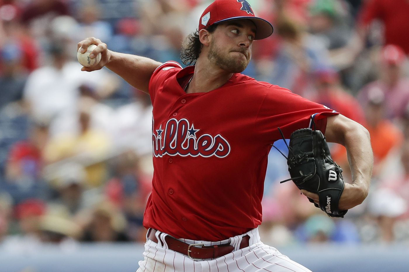 Phillies' Aaron Nola partners with Yuengling