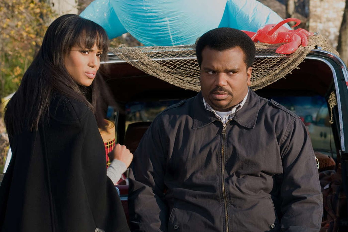 On Movies: Robinson tackles his first lead role in 'Peeples'