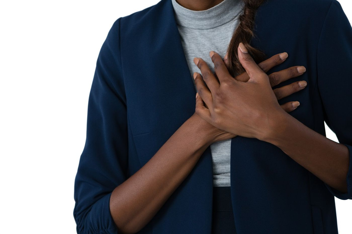 Medical mystery: An unexpected – and ironic – cause of chest pain