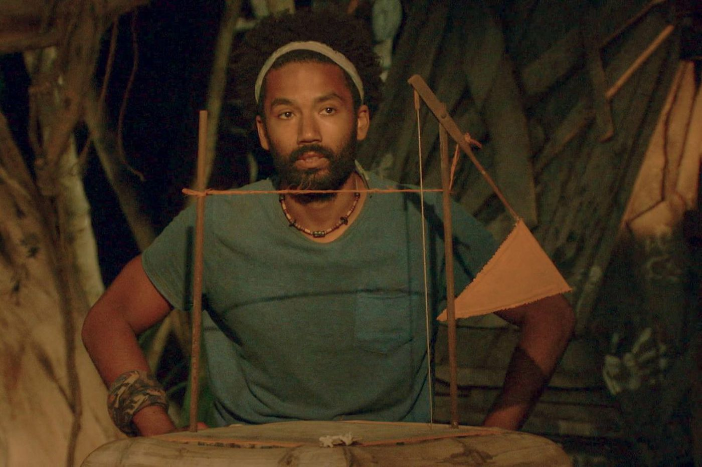 Ardmore native Wendell Holland wins 'Survivor: Ghost Island'