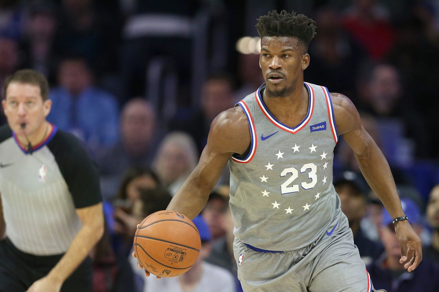 Sixers' Brett Brown wants Jimmy Butler to be more aggressive