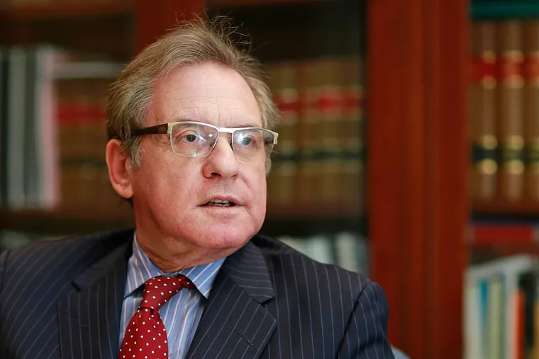 City Controller Alan Butkovitz, who has been calling for an overhaul of the state's 1997 charter school law since his office released its first charter report in 2010.