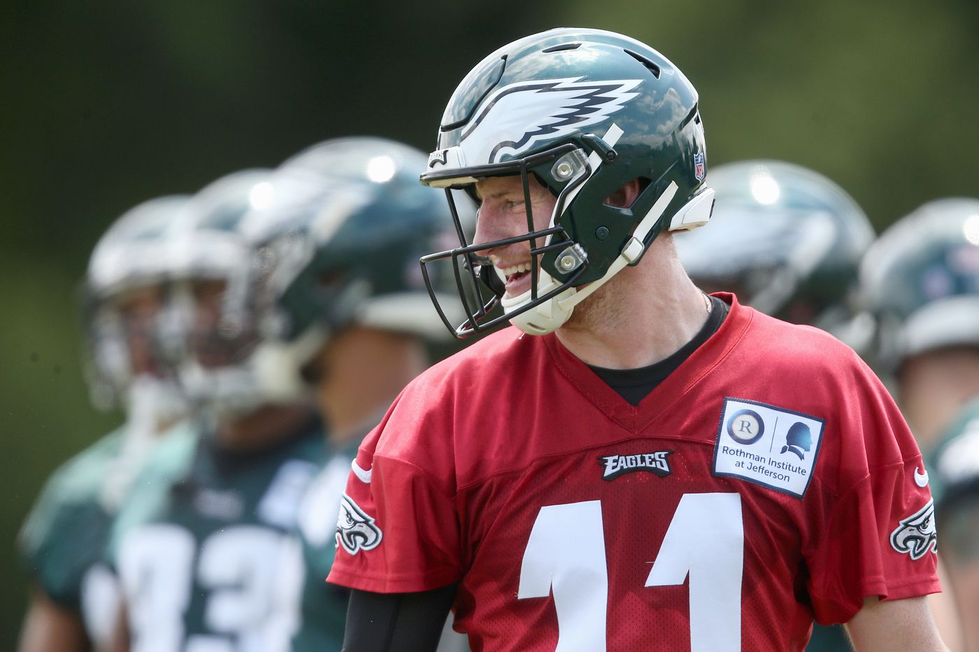 Eagles make a change to training camp schedule | Early Birds