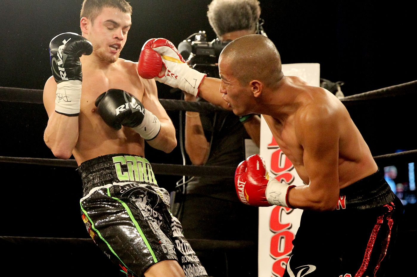 Philly bantamweight Christian Carto KO'd for first loss