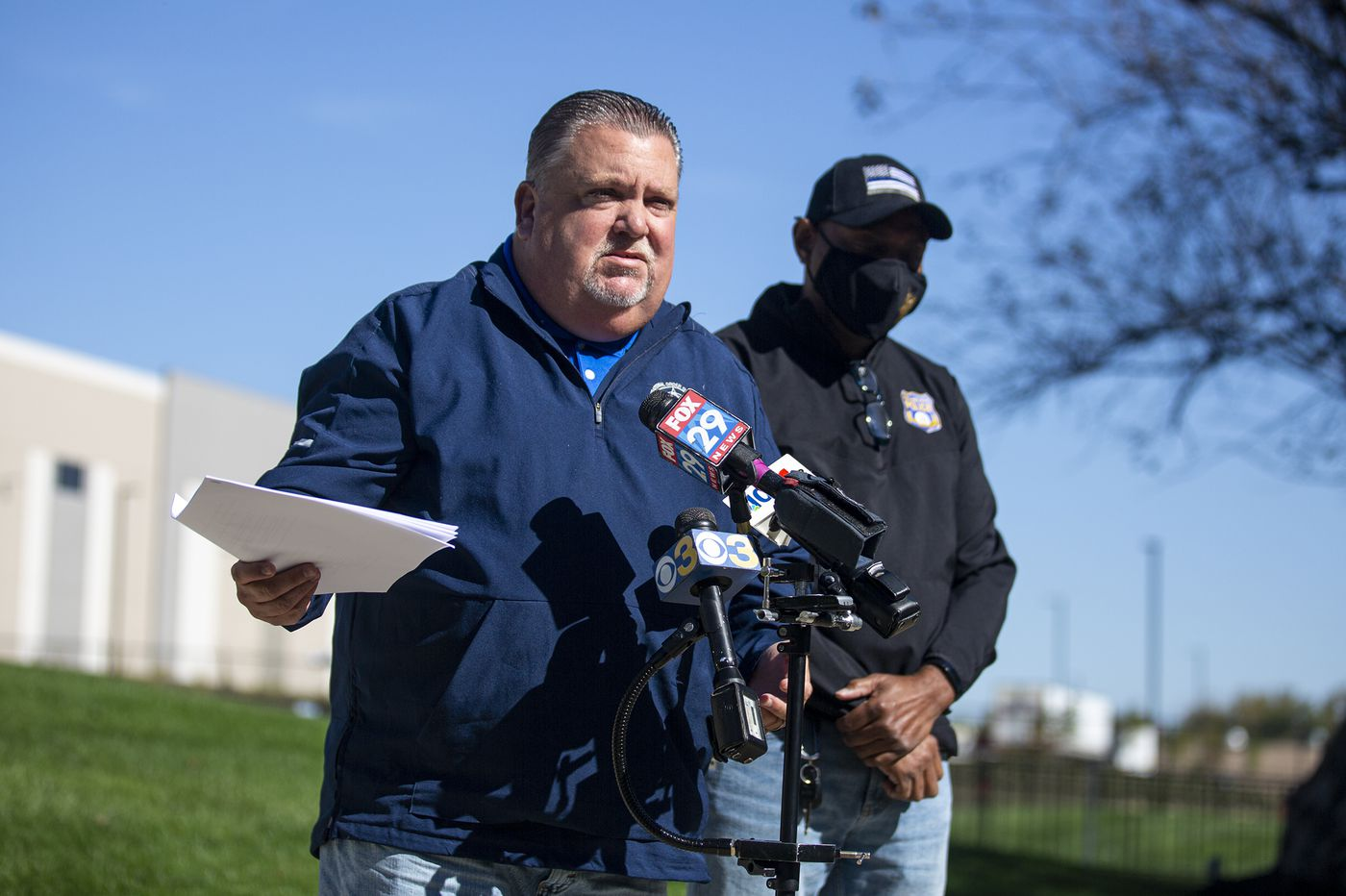 Philly's FOP sues the city over requirement for public hearing on police contracts