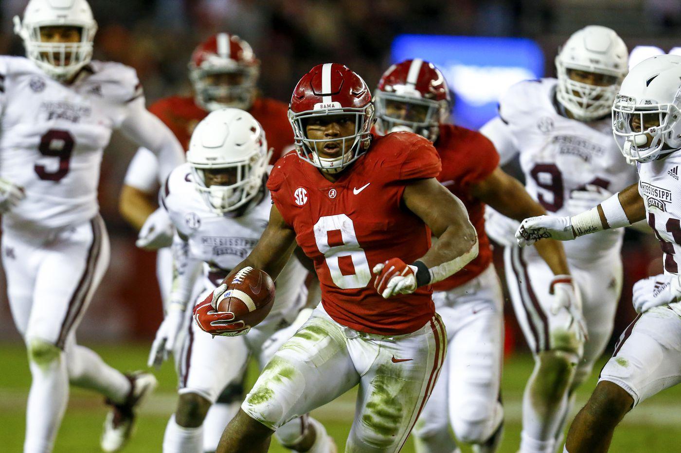 NFL draft: Ben Fennell breaks down running-back prospects