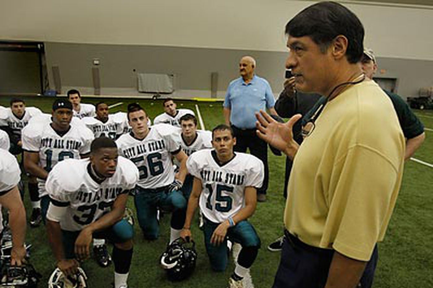Eagles coaches work on plans for when lockout ends