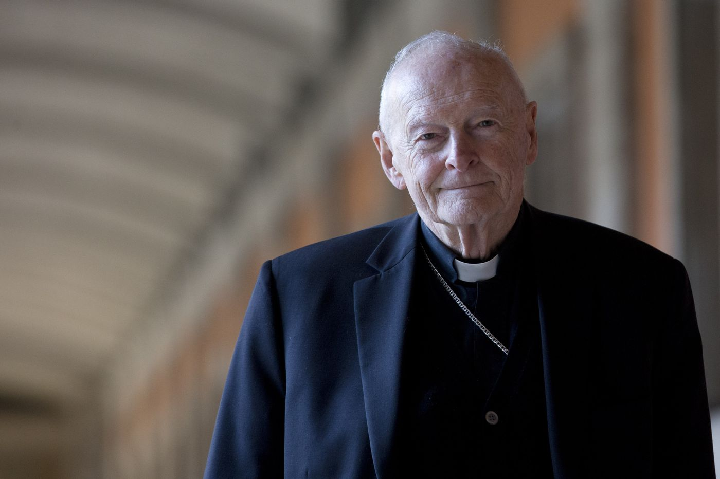 Vatican defrocks former U.S. cardinal McCarrick over sex abuse