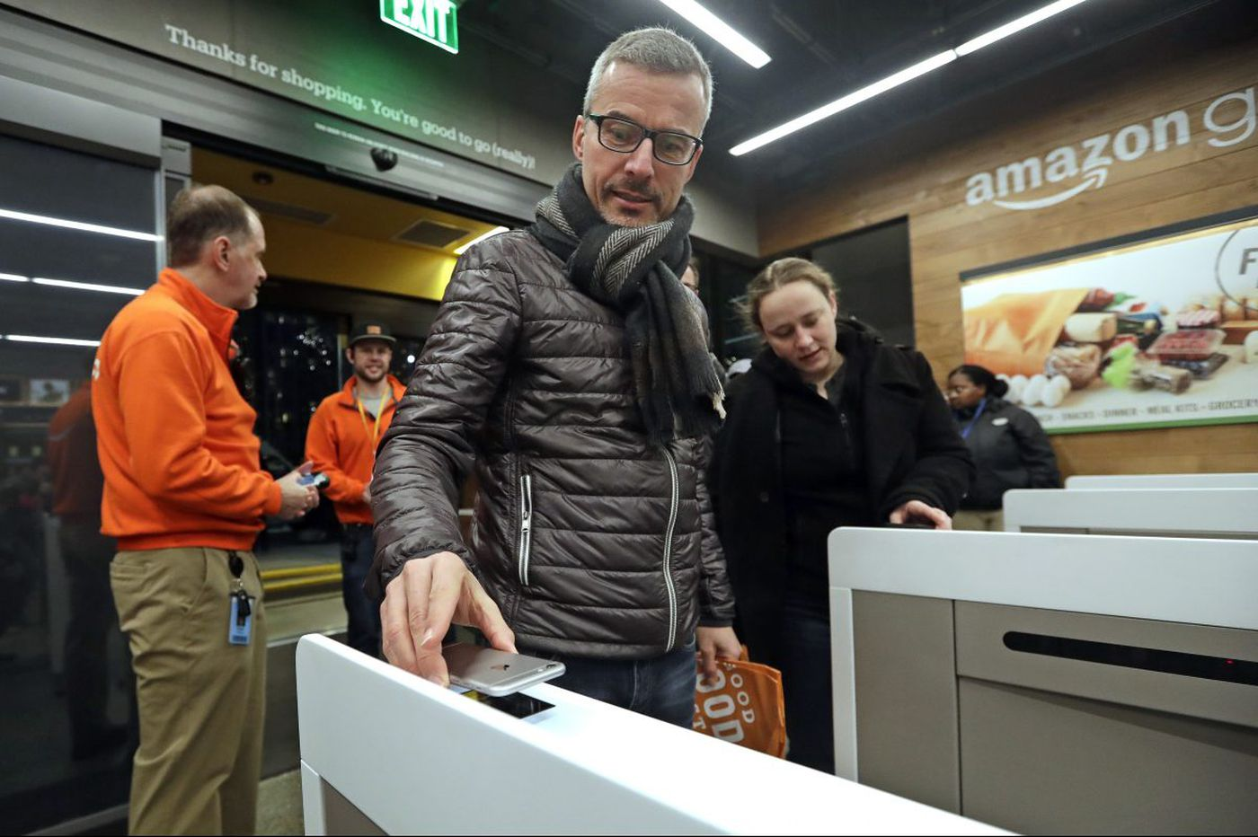 Amazon Go pushes Mediterranean lamb, skips the chili cheese dogs