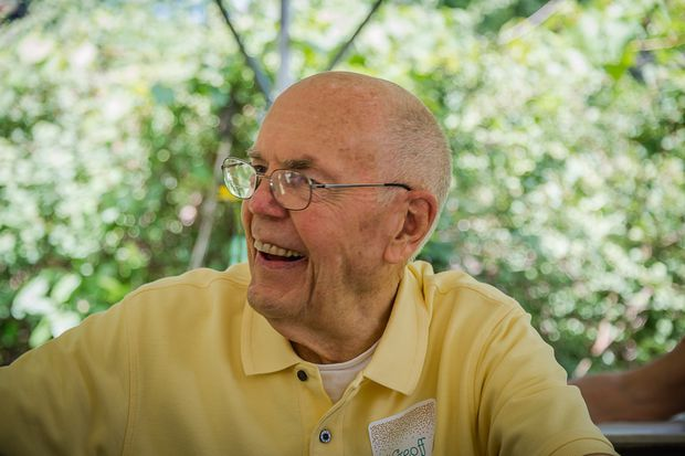 Geoffrey Wilson, 93, chose books for adult readers of the Free Library of Philadelphia
