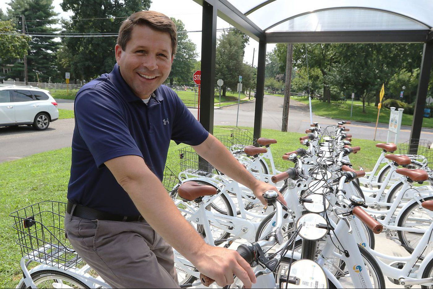 Get app, ride bike free in South Jersey's Gloucester Township