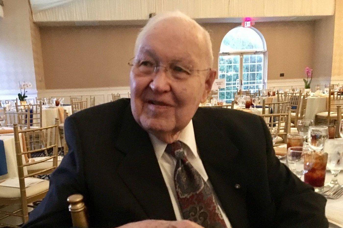 The Rev. Charles Sayre, former Haddonfield United Methodist Church pastor, dies at 100