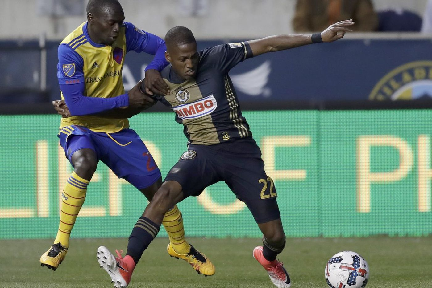 Union's Fafa Picault loses appeal of suspension; won't play vs. Columbus, Colorado
